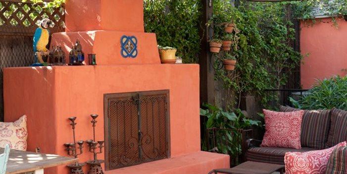 Spanish Garden Design Landscaping Network