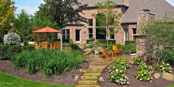 backyard ideas landscape design