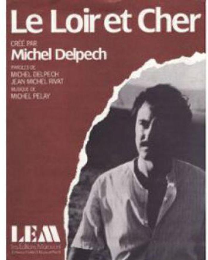 Paroles de la chanson «Le Loir-et-Cher » par Michel Delpech