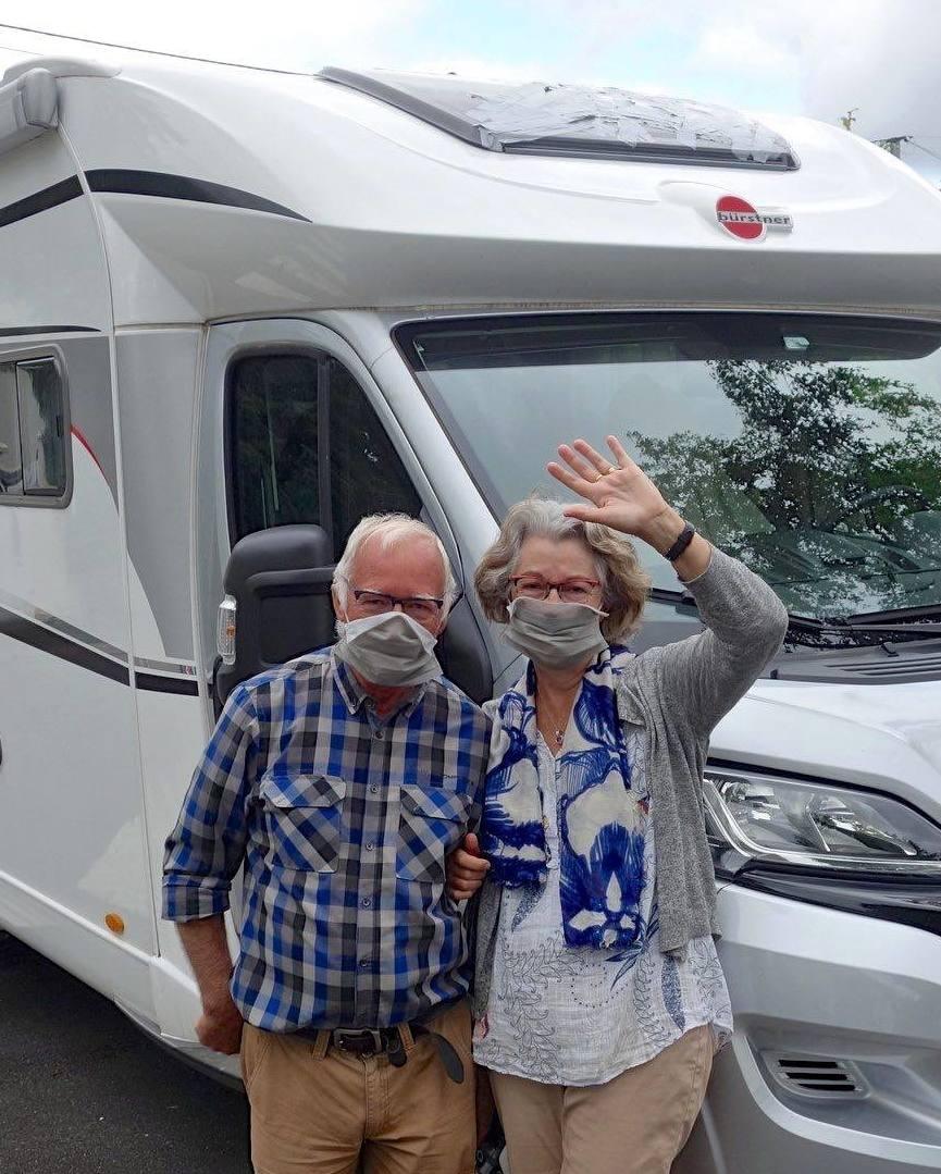Voyage Au Maroc En Camping Car : voyage, maroc, camping, Camping-caristes, Retour, Maroc