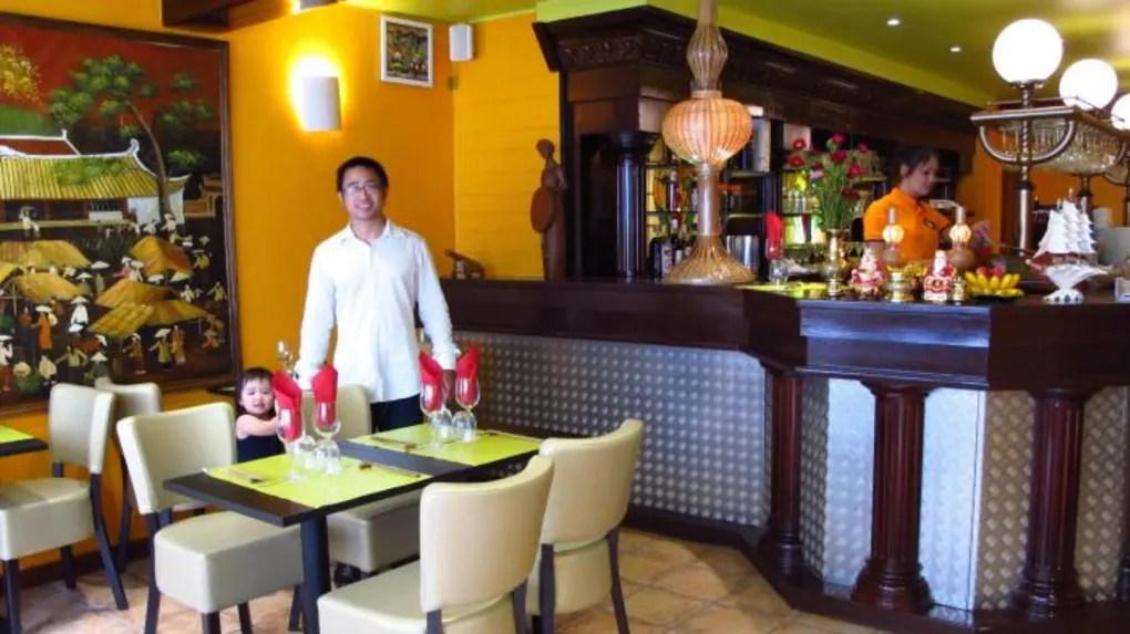 nouveau restaurant vietnamien