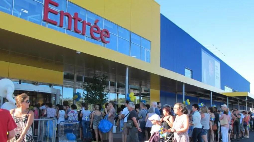 ikea ouvre un nouveau magasin a orleans