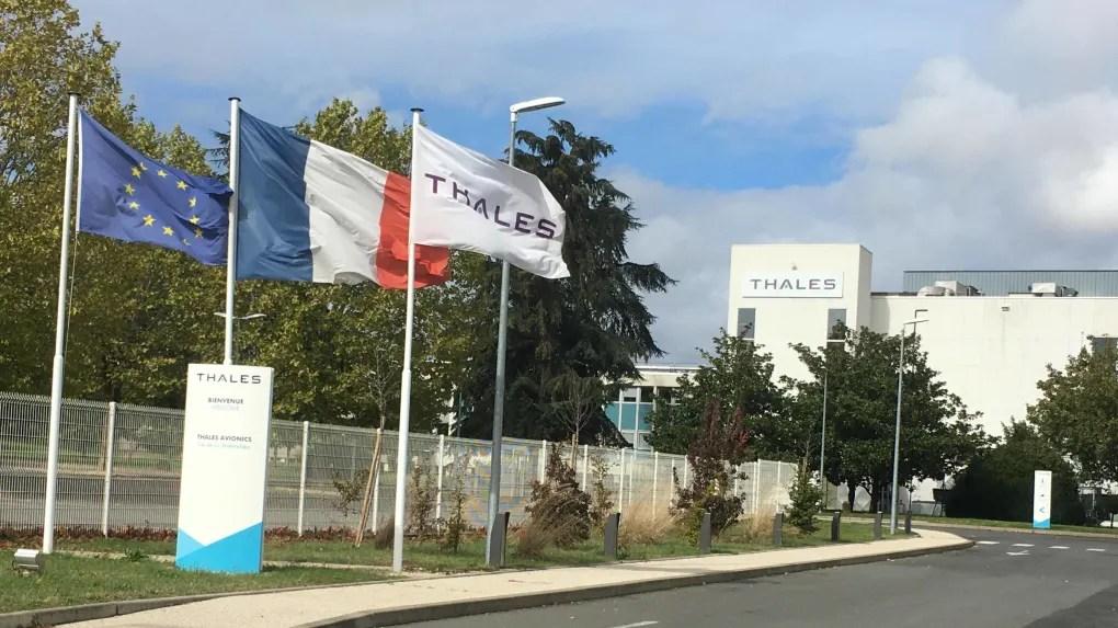Les deux sites de Châtellerault sont concernés par les suppressions de postes. Sans licenciements secs, a priori. (Photo NR, Denys Frétier)