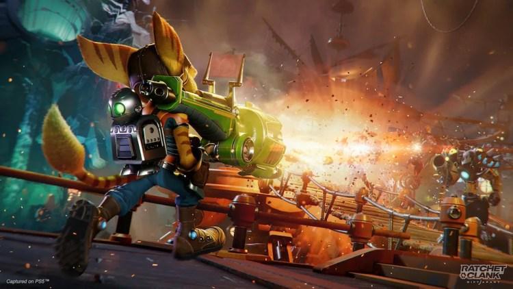 [HOT] : Videospieltest - Ratchet & Clank: Rift Apart