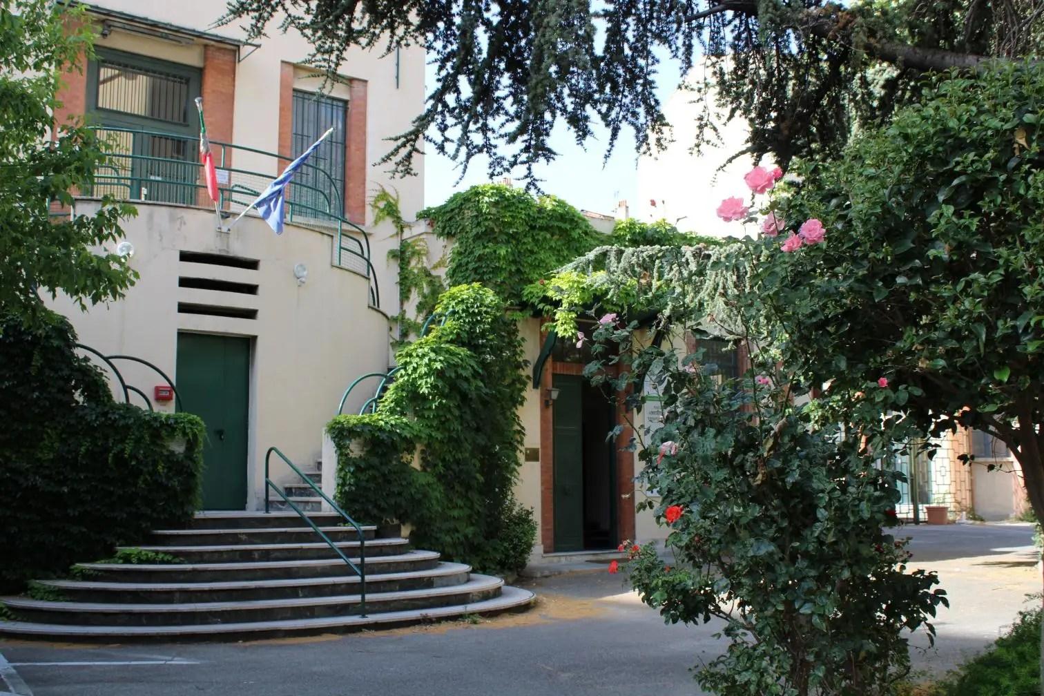 l institut culturel italien presente