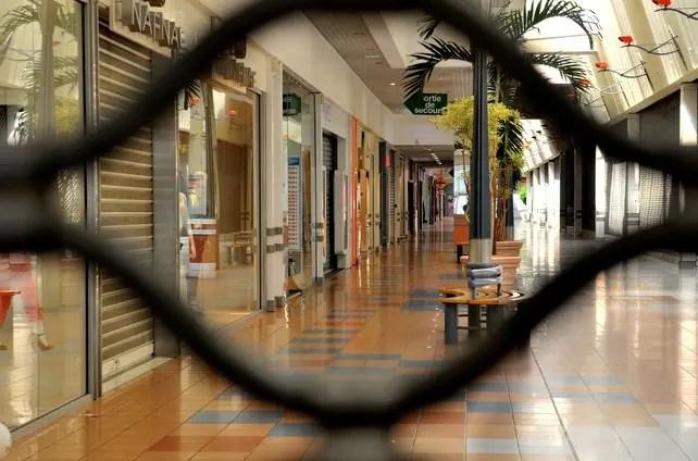 Economie Deconfinement Une Reouverture Bien Incertaine Pour Plan De Campagne La Provence