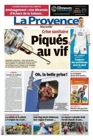 Origine Des Croquants Mots Fléchés : origine, croquants, fléchés, Kiosque, Provence