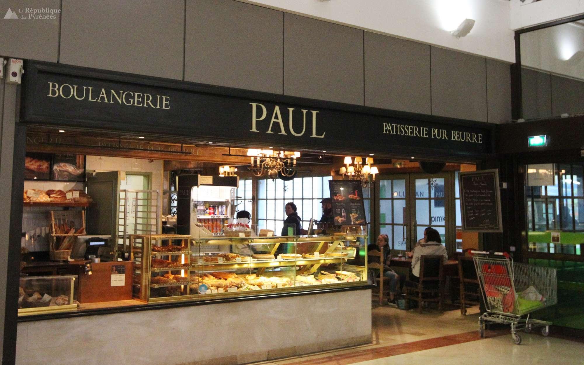 Lescar : la boulangerie Paul du centre Carrefour ferme ses portes - La République des Pyrénées.fr