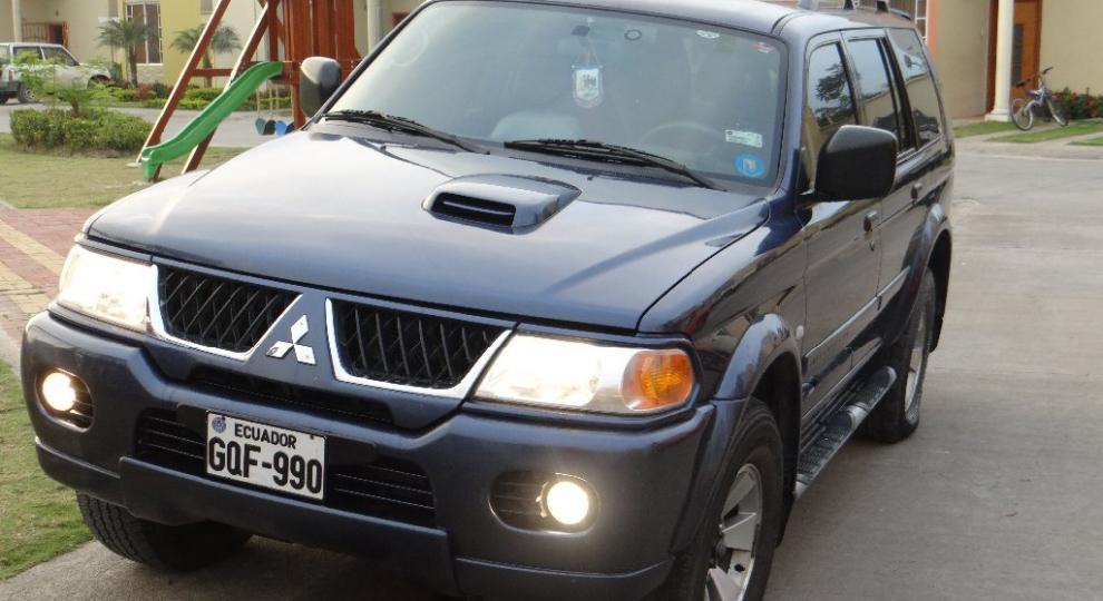 Mitsubishi Montero Sport 2008 Todoterreno en Machala El OroComprar usado en PatioTuerca Ecuador