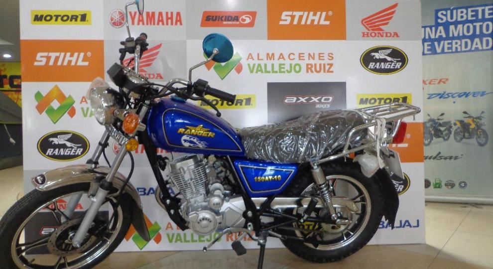Ranger 150 AT10 2017 Paseo en Santo Domingo Santo Domingo de los TsachilasComprar usado en