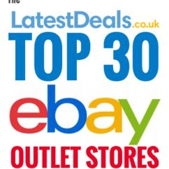 Ebay Uk Christmas Chair Covers Rooms To Go Recliner Chairs Top 30 Outlet Stores 90 Discount Latestdeals Co