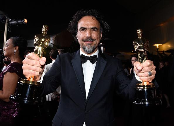 Image result for photo of Birdman director Alejandro González