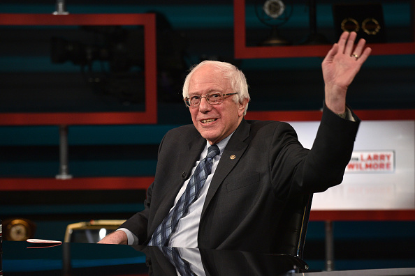'The Nightly Show With Larry Wilmore' Welcomes Senator Bernie Sanders As Guest On Tuesday, January 5, 2016