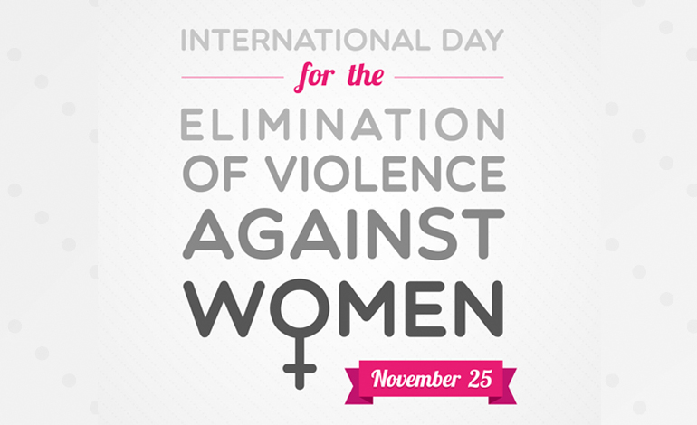 International Day For The Elimination Of Violence Against