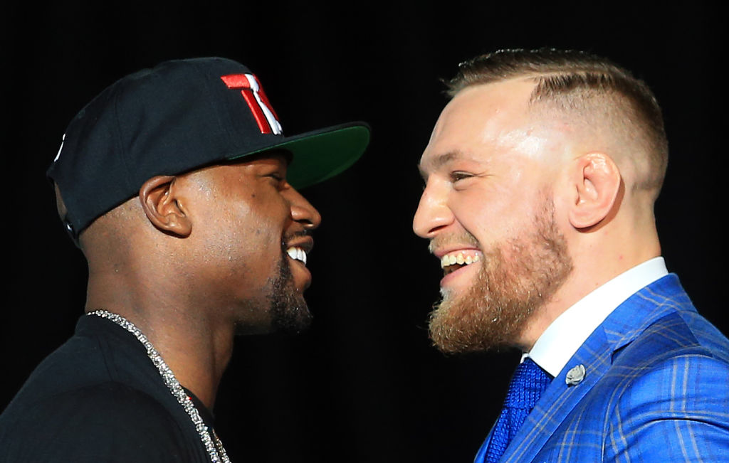 Boxing Ring Wallpaper Hd Floyd Mayweather Jr Vs Conor Mcgregor Why Fighters Won