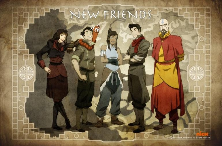 legend of korra season