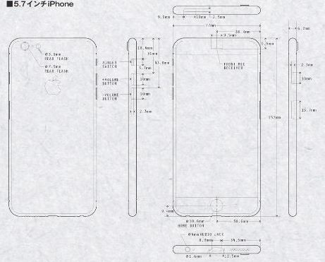 iPhone 6 Release Date News: Leaked Diagrams Give First