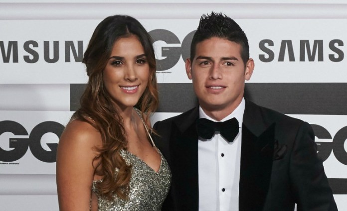 Image result for Daniela Ospina(James Rodríguez)