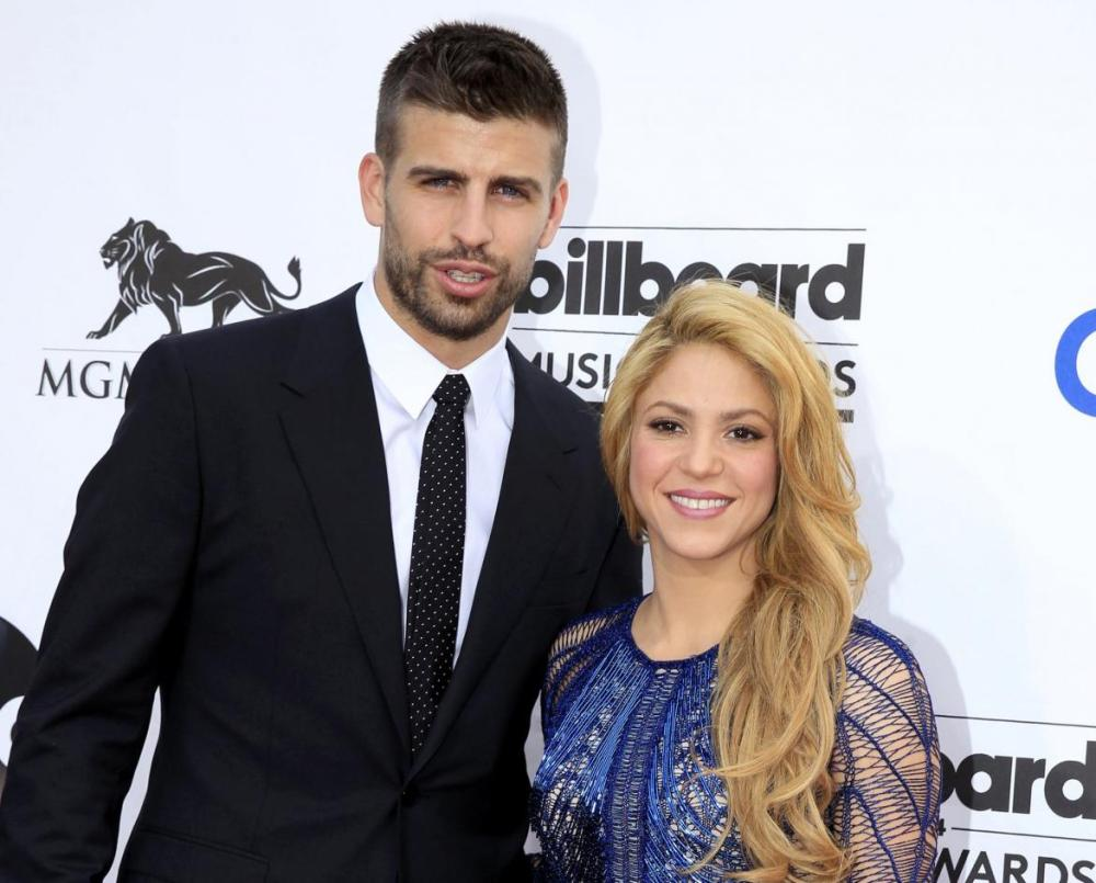 Image result for shakira and pique