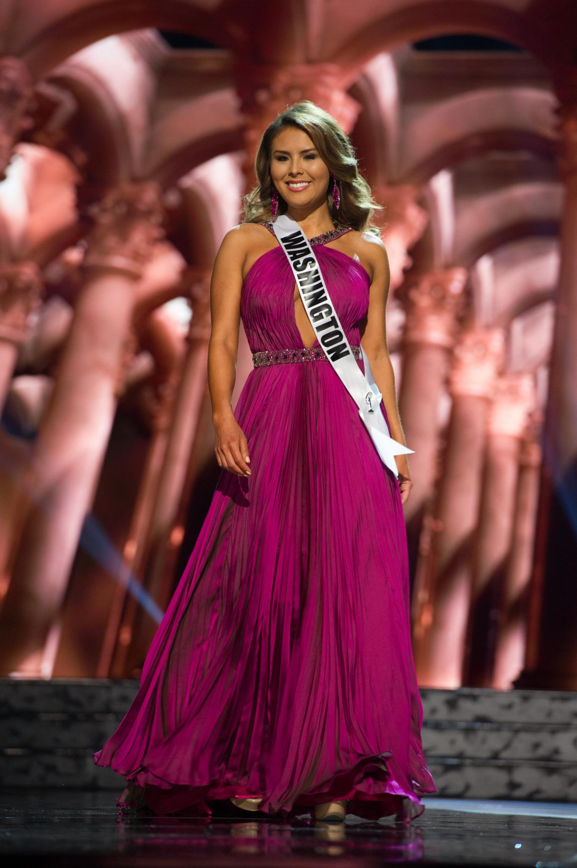 Miss USA 2016 Photos See All 52 Beauty Queens In Evening