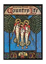COUNTRY LIFE Christmas Angels Magazine Covers Christmas