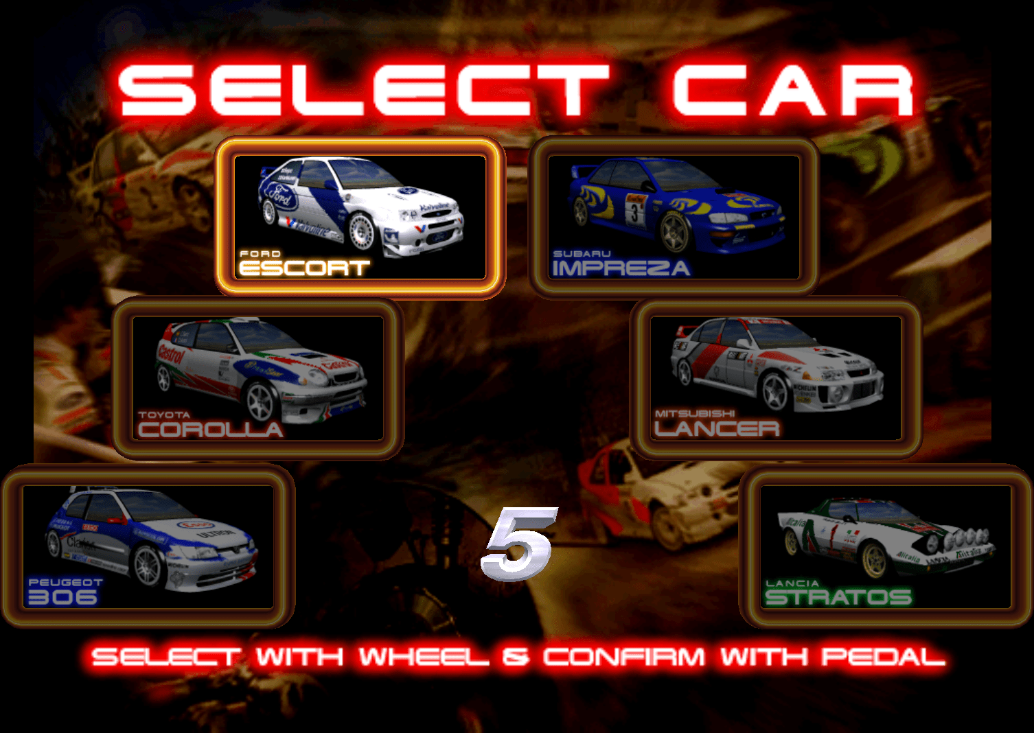 Sega Rally 2 Championship Details  LaunchBox Games Database