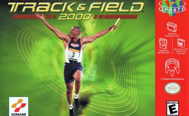 International Track Field 2000 Details Launchbox Games