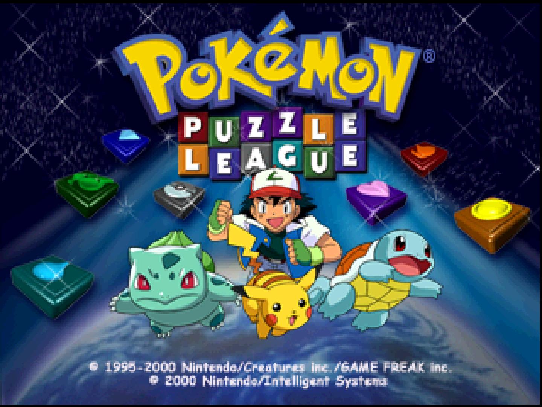 Pokemon Puzzle League Details - LaunchBox Games Database