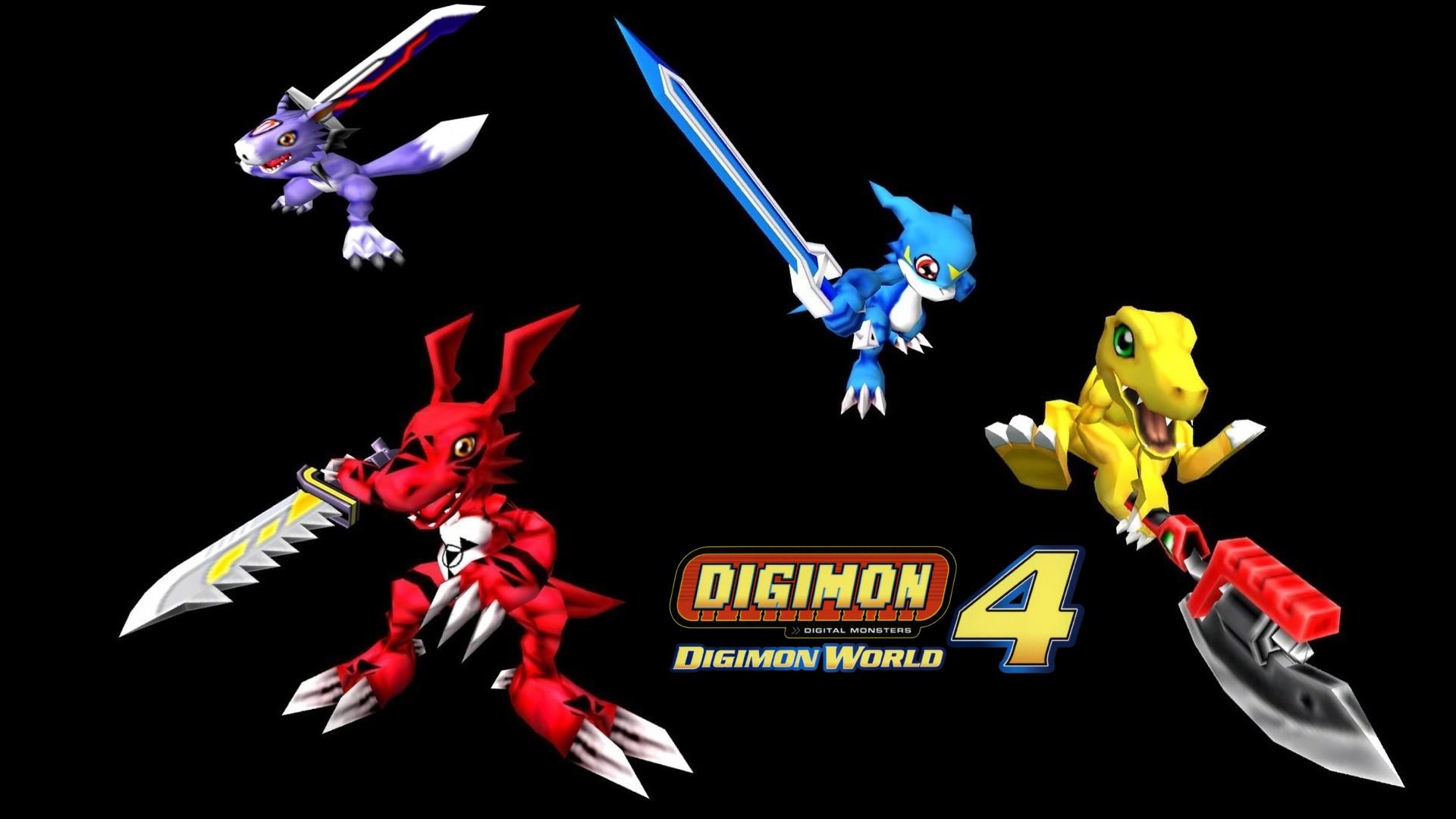 Digimon World 4 Details  LaunchBox Games Database