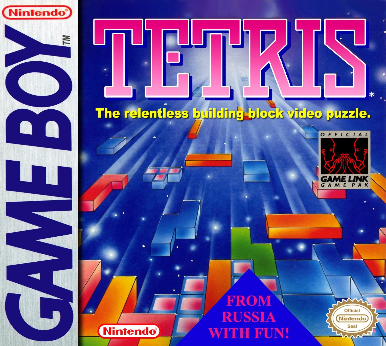 Tetris Details  LaunchBox Games Database