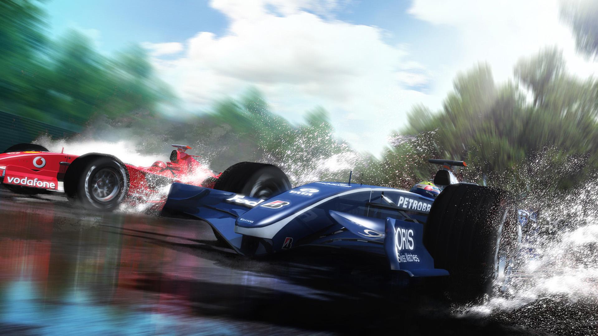 Ferrari Logo Wallpaper 3d F1 Pole Position 2 Details Launchbox Games Database