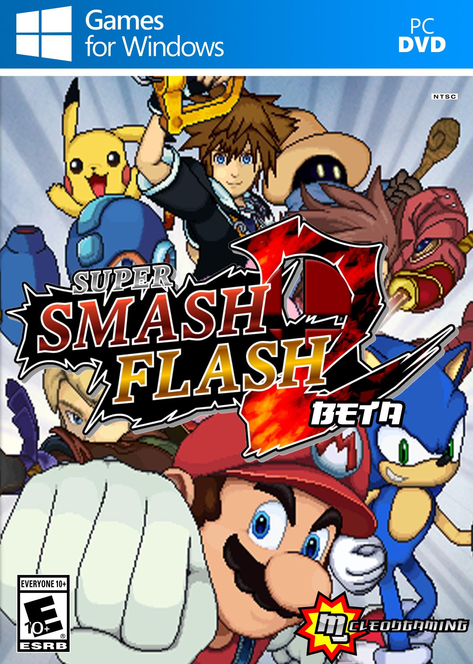 Super Smash Flash 2 Details  LaunchBox Games Database