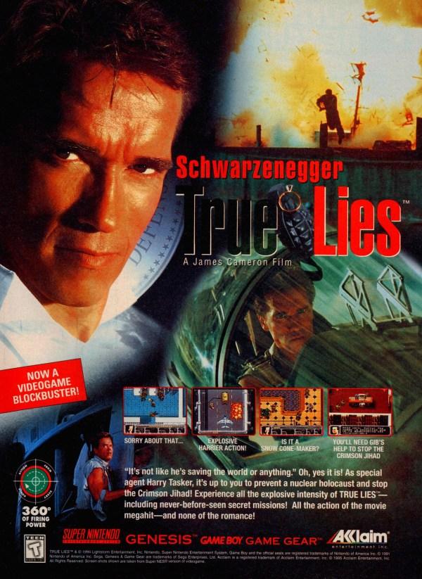 True Lies Details - Launchbox Games Database
