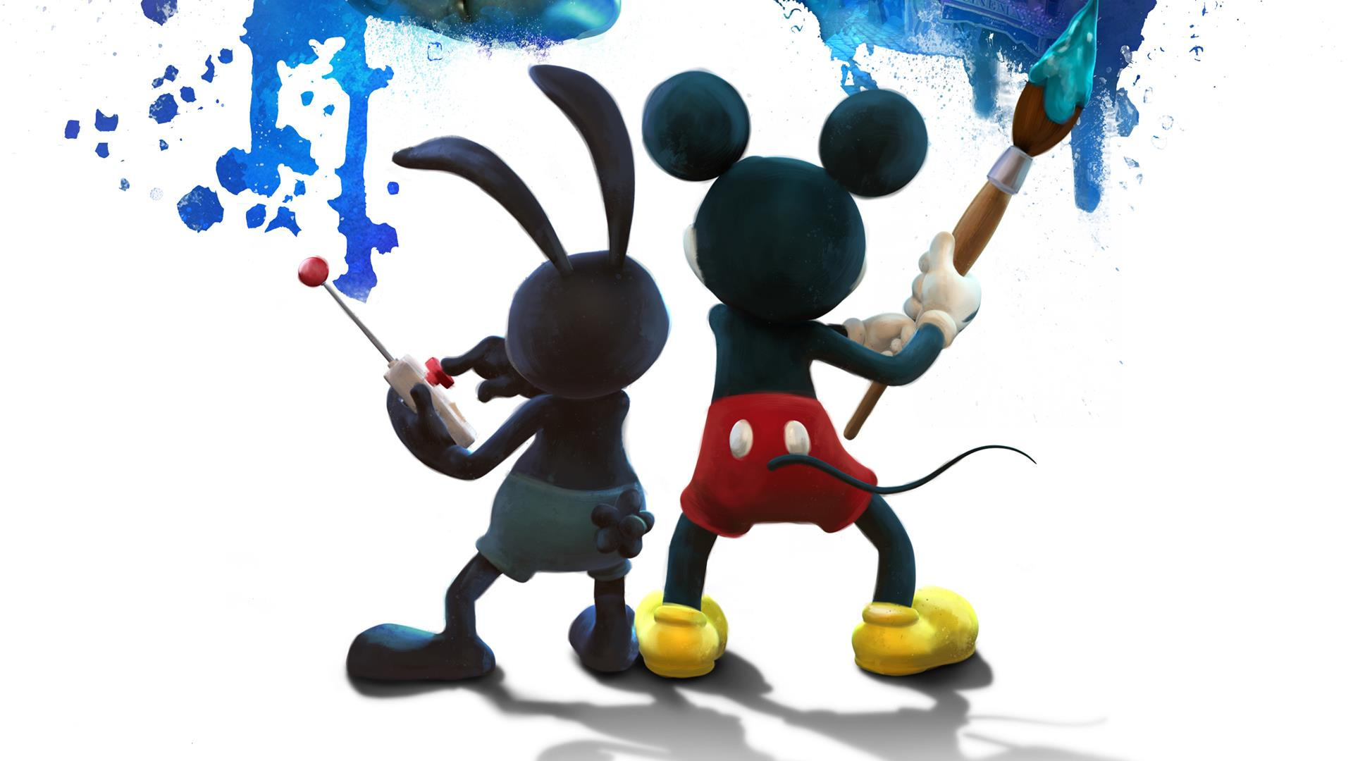 Cute Wallpapers We Heart Epic Mickey 2 The Power Of Two Details Launchbox Games
