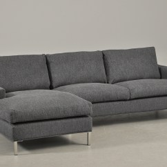 Eilersen Sofa Baseline M Chaiselong Armless Sectional Pieces Slutpris For Jens Juel Model Odense Med Cotton 10 Stof