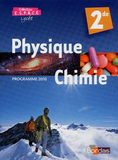 Livre De Physique Chimie Seconde : livre, physique, chimie, seconde, Physique, Chimie, Seconde, Livre, L'éléve, RUFFENACH, Mathieu