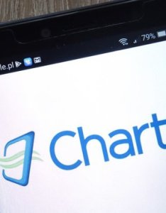 charter communications logo displayed on  modern smartphone also can   shake black owned networks racial rh law