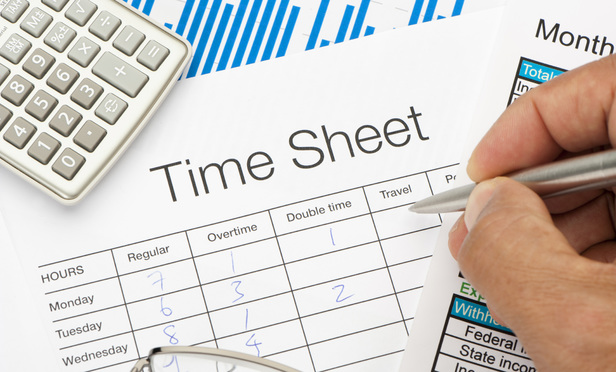 More In-House Lawyers Are Logging Their Hours. Should You? | Corporate Counsel