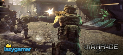 Please welcome Crytek's latest PC exclusive: Warface 2
