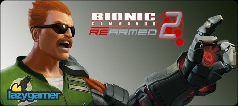 Bionic Commando Rearmed 2 has DRM on the PS3? 2