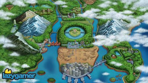 Pokemon Black & White Review - A new beginning 8