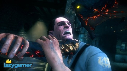 Lazygamer Exclusive Interview: we chat to Digital Extremes' Sheldon Carter about The Darkness II 7