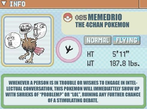 Six Rejected Pokémon Designs 10