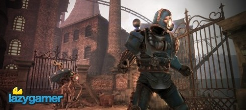 Fable III Traitor's Keep DLC Review - Alcatraz meets Albion 6