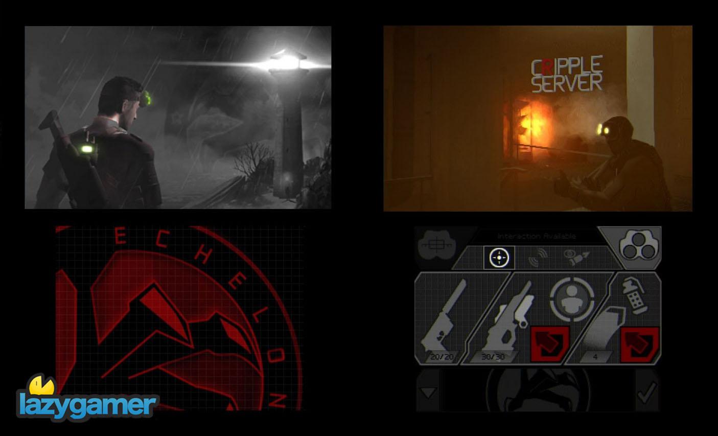 Splinter Cell 3D Review (Nintendo 3DS) 5