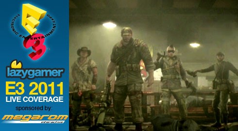 E3 2011 Live coverage - Brothers in Arms: Furious 4 2