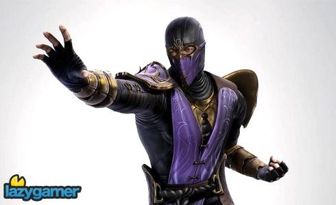 Mortal Kombat Rain gameplay trailer 2