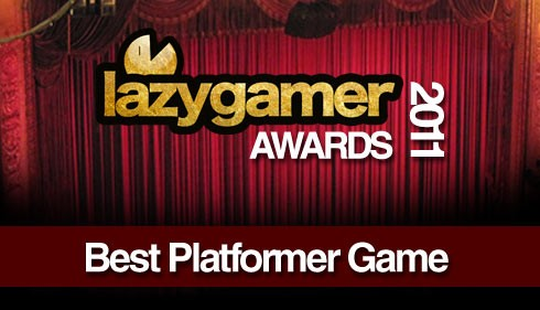 The Lazygamer Awards 2011 – Best Platformer 3