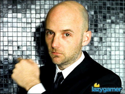 Moby next time I'll use a picture of Phil Harrison