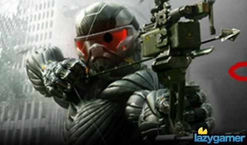 Crysis 3 gameplay trailer teaser breaks cover 2